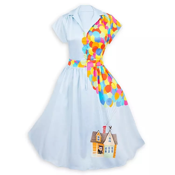 Disney Dresses & Skirts - Disney Dress Shop Carl Fredricksen Russel Up Dress